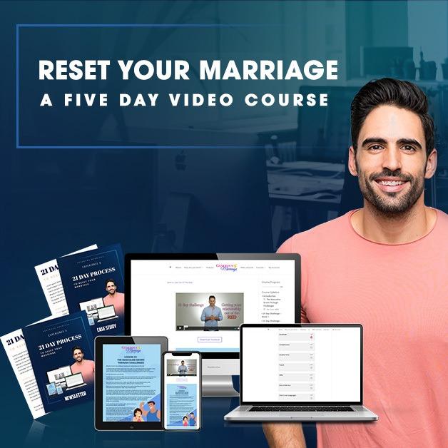 Reset Your Marriage Blueprint
