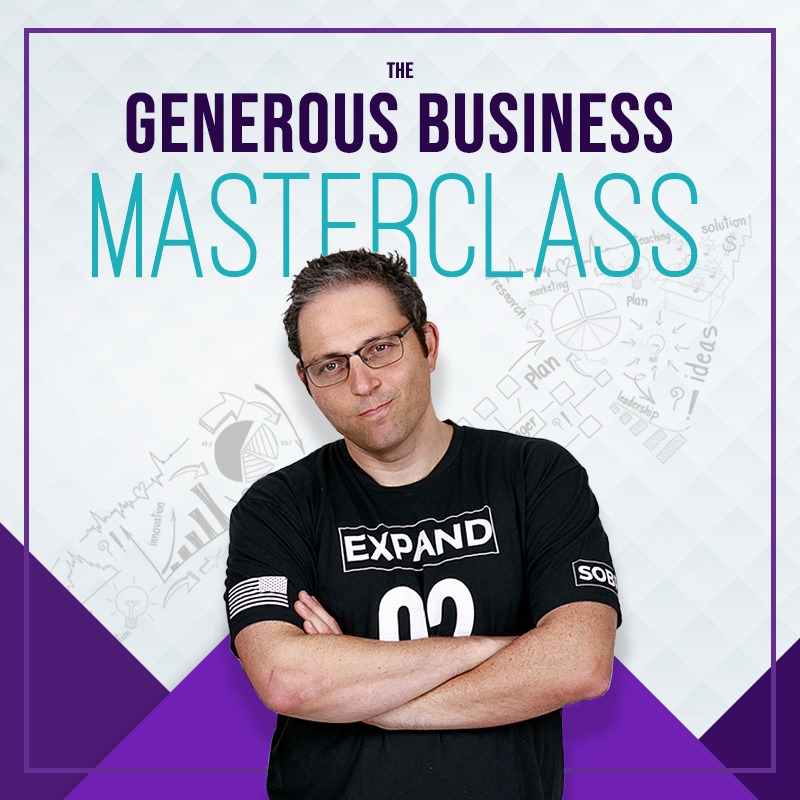 Generous Business Masterclass